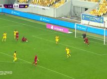 FK Lwów 1:2 Inhulets