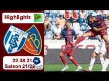 Lausanne Sports 2:2 FC Basel