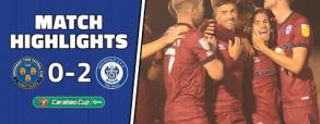 Shrewsbury Town 0:2 Rochdale