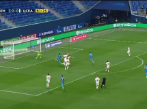 Zenit St. Petersburg 1:0 CSKA Moskwa