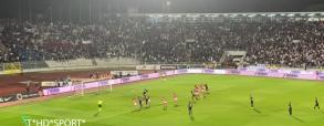 Partizan Belgrad 7:10 Santa Clara