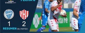 Godoy Cruz 1:2 Unión Santa Fe