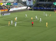 FK Bodo/Glimt 1:0 Żalgiris Wilno