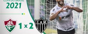 Fluminense 1:1 Atletico Mineiro
