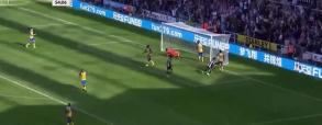 Newcastle United 2:2 Southampton