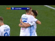 Dynamo Kijów 7:0 Kolos Kovalivka