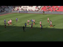 Sunderland 3:1 Wycombe