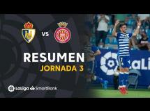 Ponferradina 2:1 Girona FC