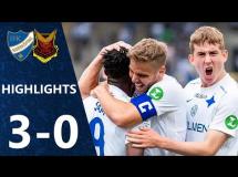 Norrkoping 2:1 Östersunds FK