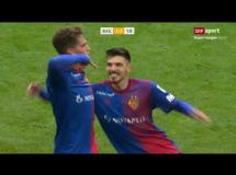 FC Basel 1:1 Young Boys