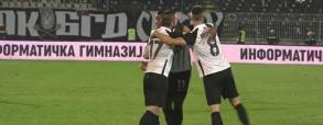 Partizan Belgrad 4:0 Radnicki Nis