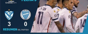 Velez Sarsfield 3:0 Godoy Cruz