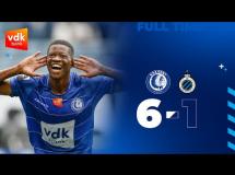 Gent 4:3 Club Brugge