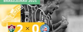 Fluminense 2:0 Bahia