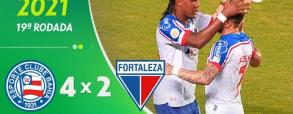 Bahia 4:2 Fortaleza