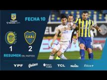 Rosario Central 1:2 Boca Juniors