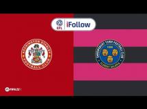 Accrington 1:0 Shrewsbury Town
