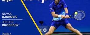 Novak Djoković - Jenson Brooksby