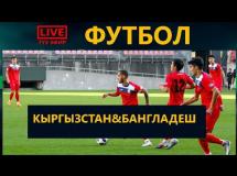 Kirgistan 4:1 Bangladesz