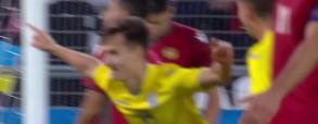 Ukraina U21 2:1 Armenia U21