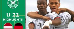 Łotwa U21 1:3 Niemcy U21
