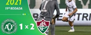 Chapecoense 1:2 Fluminense