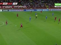 Armenia 1:1 Liechtenstein