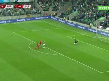 Irlandia Północna 0:0 Szwajcaria