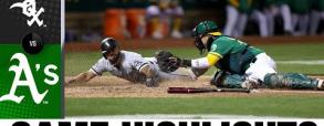 Oakland Athletics 5:1 Chicago White Sox