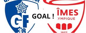 Grenoble 2:1 Nimes Olympique