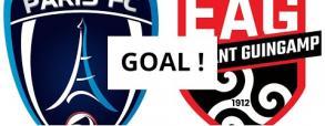 Paris FC 0:1 Guingamp