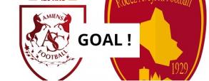 Amiens 0:1 Rodez