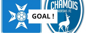 Auxerre 1:2 Niort