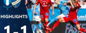 Malmo FF 1:1 Norrkoping