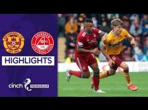 Motherwell 2:0 Aberdeen