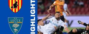 Benevento 0:0 Lecce