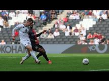Milton Keynes 1:0 Portsmouth FC