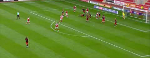Rotherham United 2:4 Fleetwood Town