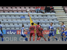 Wigan Athletic 2:1 Doncaster Rovers