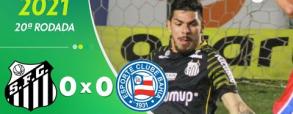 Santos 2:0 Bahia
