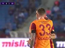 Trabzonspor 1:1 Galatasaray SK