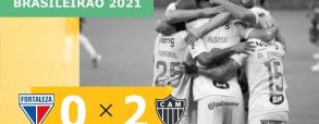 Fortaleza 0:2 Atletico Mineiro