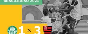 Palmeiras 1:1 Flamengo