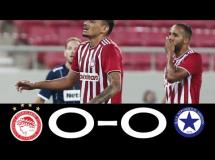 Olympiakos Pireus 0:0 Atromitos Ateny