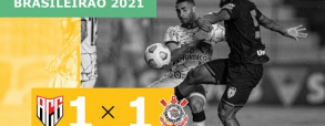 Atletico Goianiense 1:1 Corinthians