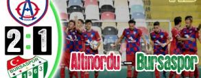 Altinordu 2:1 Bursaspor