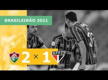 Fluminense 2:1 Sao Paulo