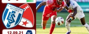 Lausanne Sports 5:0 FC Sion