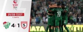 Bursaspor 4:1 Samsunspor