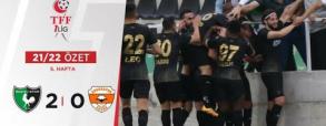 Denizlispor 2:0 Adanaspor